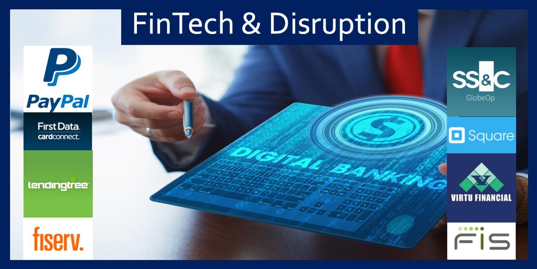 ETF Fintech Disruption Fonds Logo