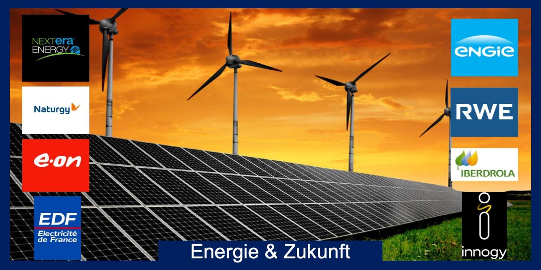 ETF Energie & Zukunft Fondslogo