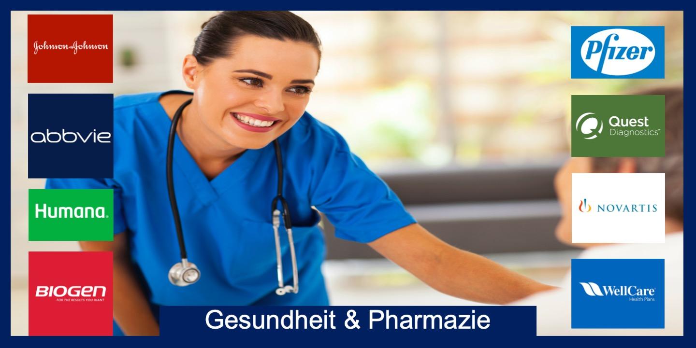 ETF Gesundheit Pharmazie Fonds Logo