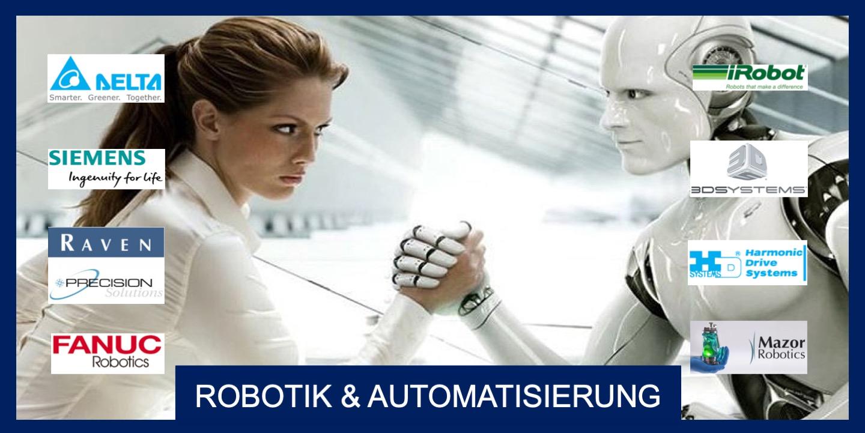ETF Robotik Automatisierung Fonds logo