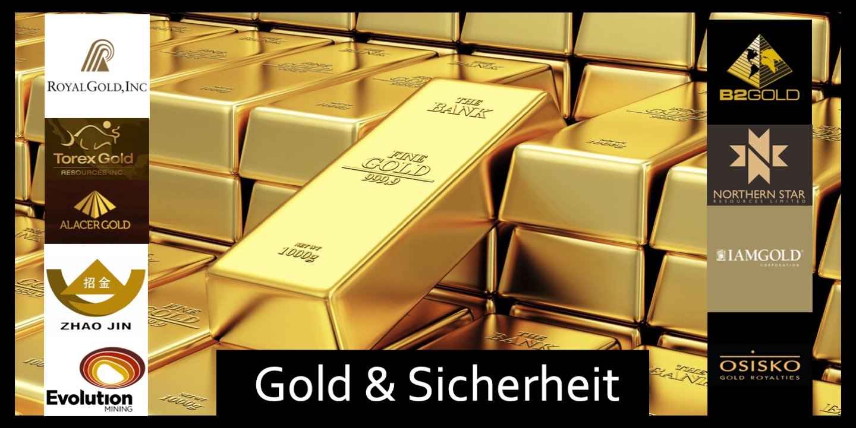 Trend Gold Sicherheit Fondslogo