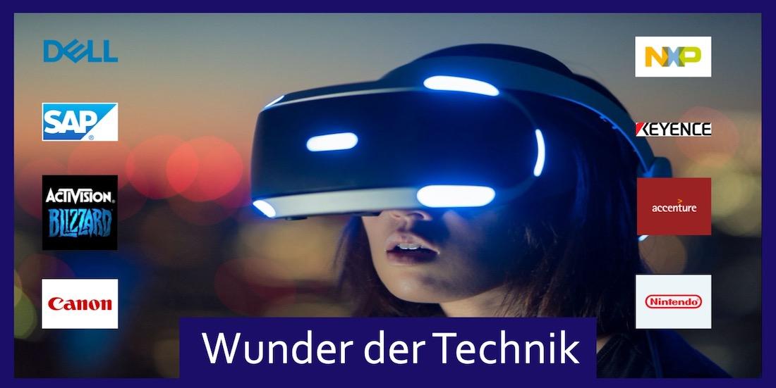 ETF Wunder der Technik Fondslogo