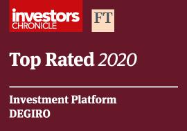 Die Financial Times hat DEGIRO zum besten Börsenmakler des Jahres 2020 gewählt