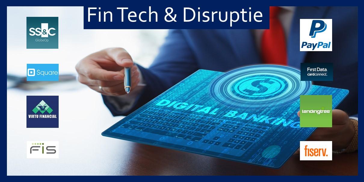Fin Tech Disruption Promosheet
