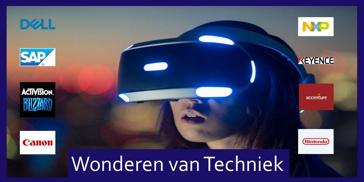 Logo trend Wonderen van Techniek