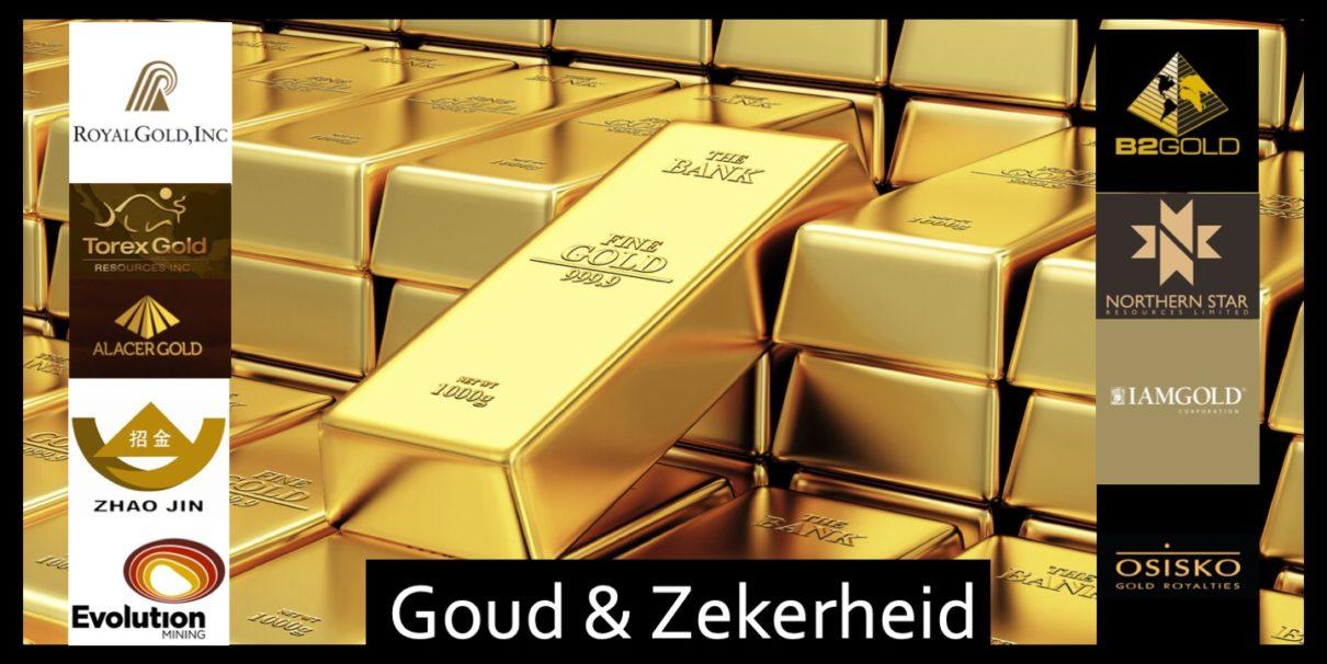 ETF Goud en Zekerheid fondslogo