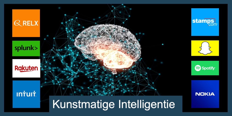 ETF Kunstmatige Intelligentie fonds logo